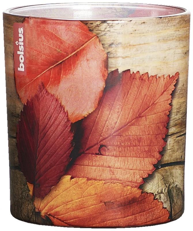 Stimmungsvolles Licht_Herbstblätter_Bolsius