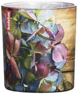 Bolsius herbst 2013 bunte_Hortensie
