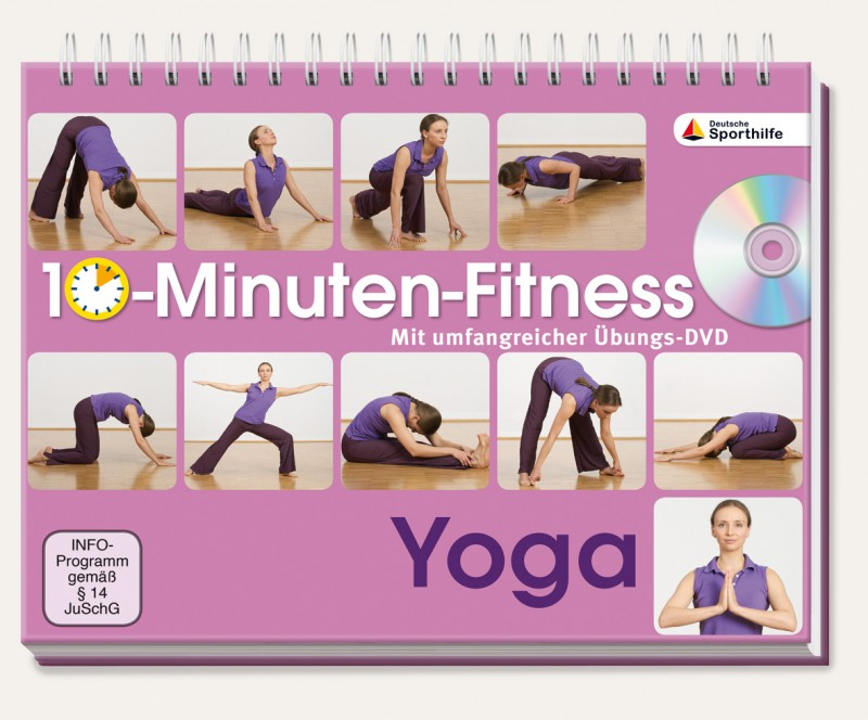 N&G 10 Minuten Fitness Yoga