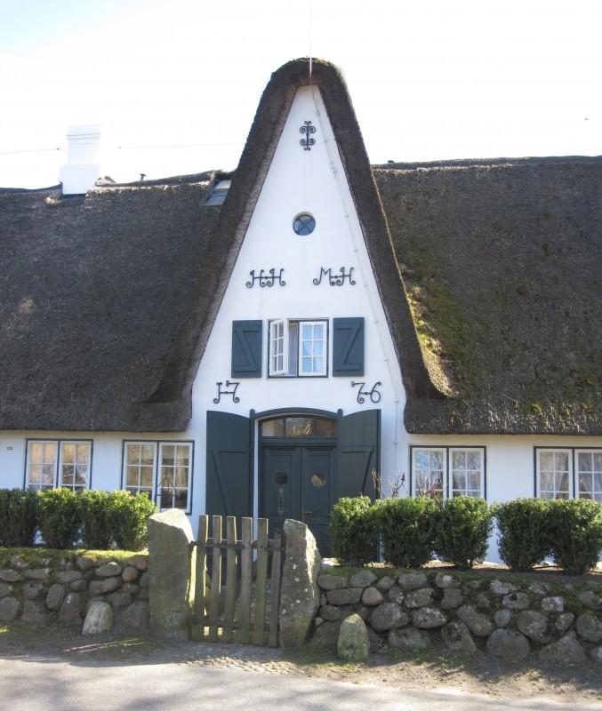 Sylt Weidemannhaus