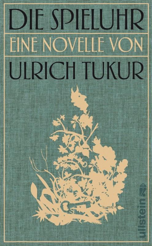 Ullstein_Tukur_Die_Spieluhr_cover
