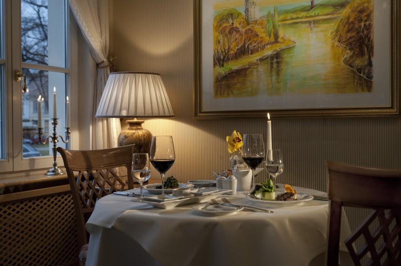 Hotel am Jägertor, Travel Charme, Dinner for two
