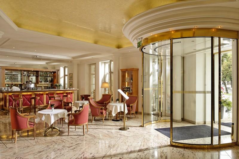 Hotel am Jaegertor, Travel Charme, Lobby