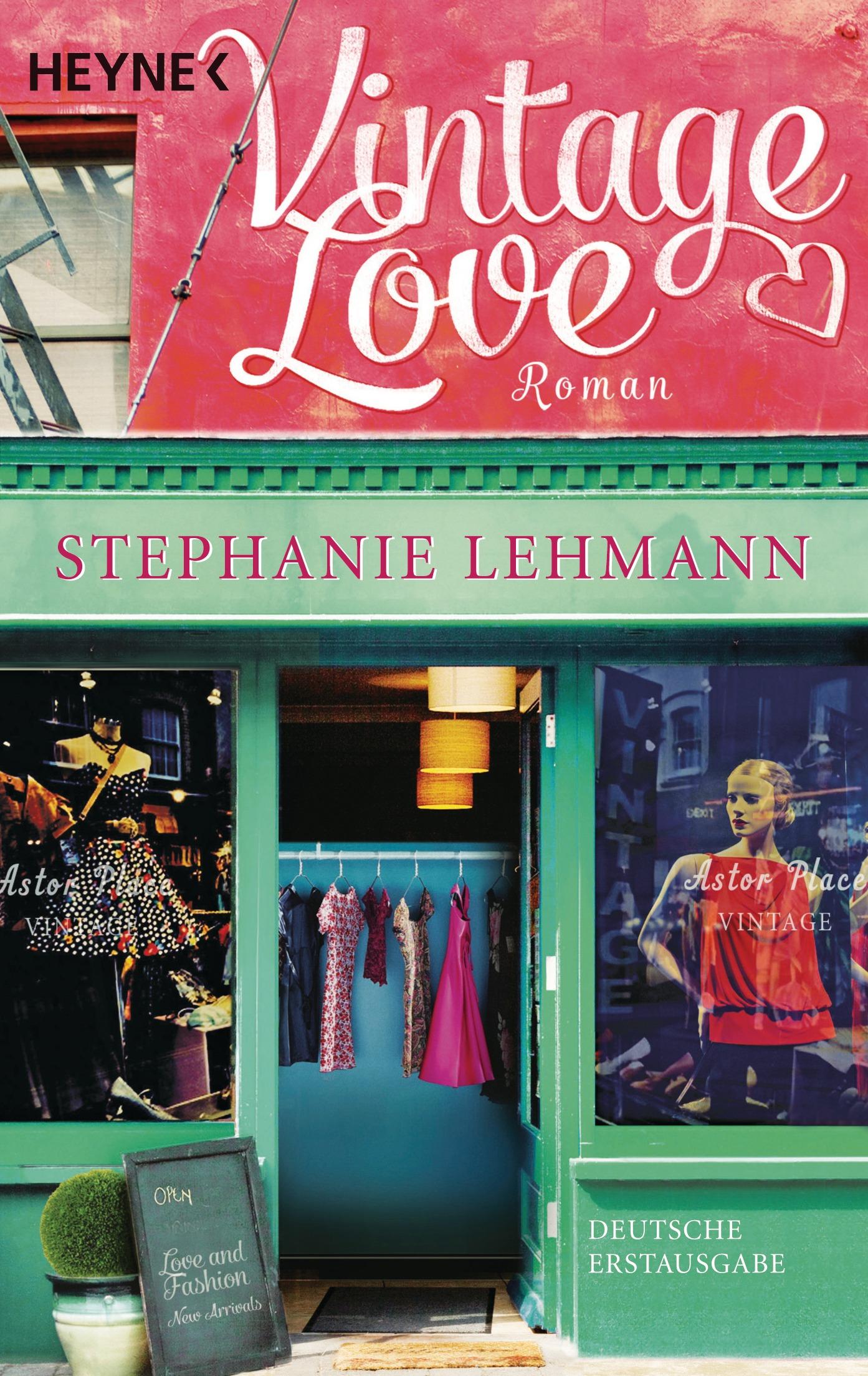 Vintage Love von Stephanie Lehmann