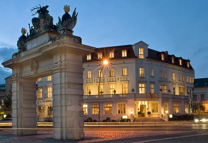 Hotel am JŠaegertor, Travel Charme, Aussenansicht