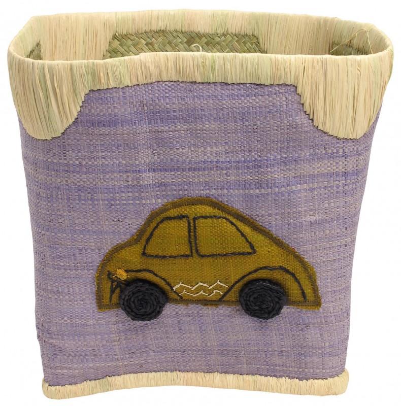 CAR Spielzeugkorb Auto