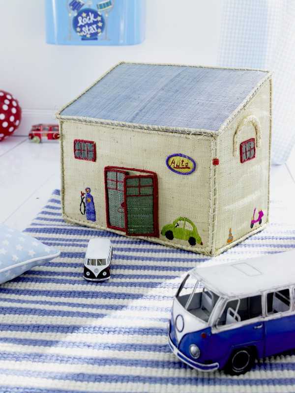CAR Spielzeugkorb Zirkus