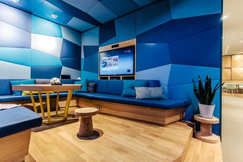 Microsoft Berlin: Music Lounge in der Digital Eatery