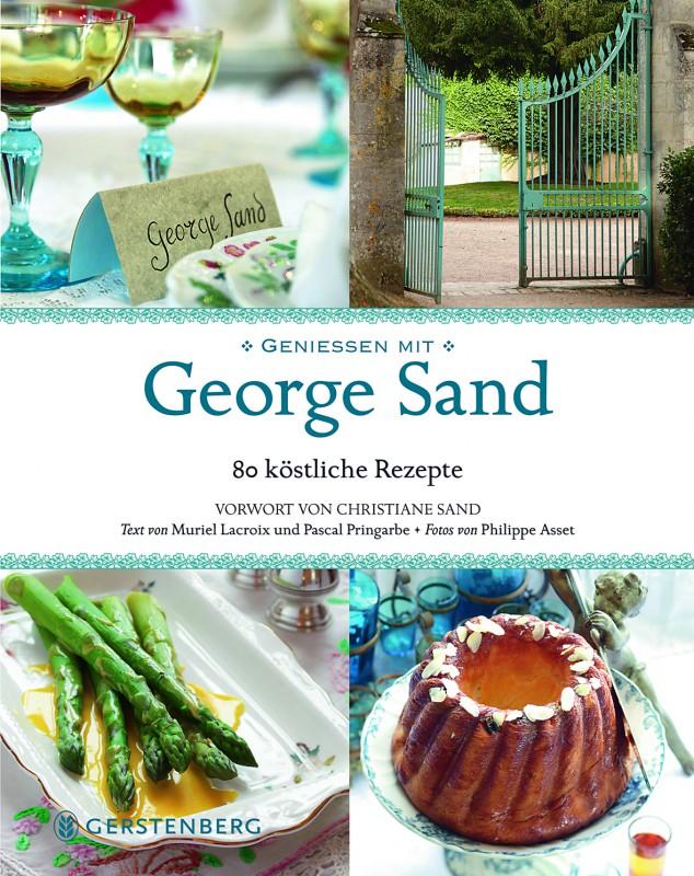 Cover_GENIESSEN_MIT_GEORGE_SAND