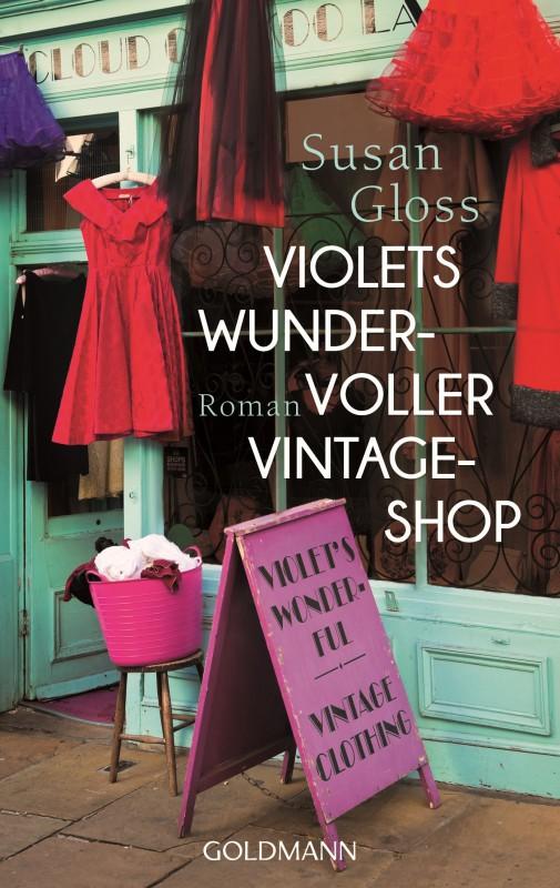 Violets wundervoller Vintage-Shop von Susan Gloss