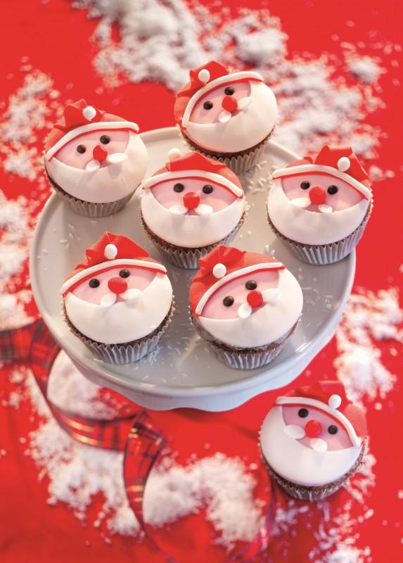 Komet_140_Weihnachtsmann_Cupcakes