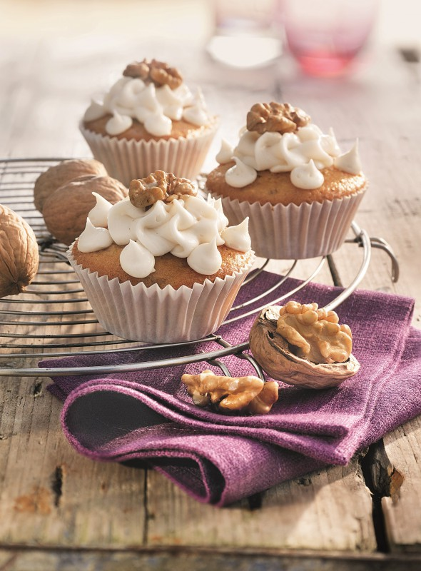 Komet_Ahornsirup_Cupcakes