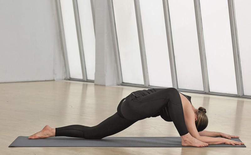 Yin Yoga, Andrea Kubasch und Dirk Bennwitz, Lotos Verlag, Dragon