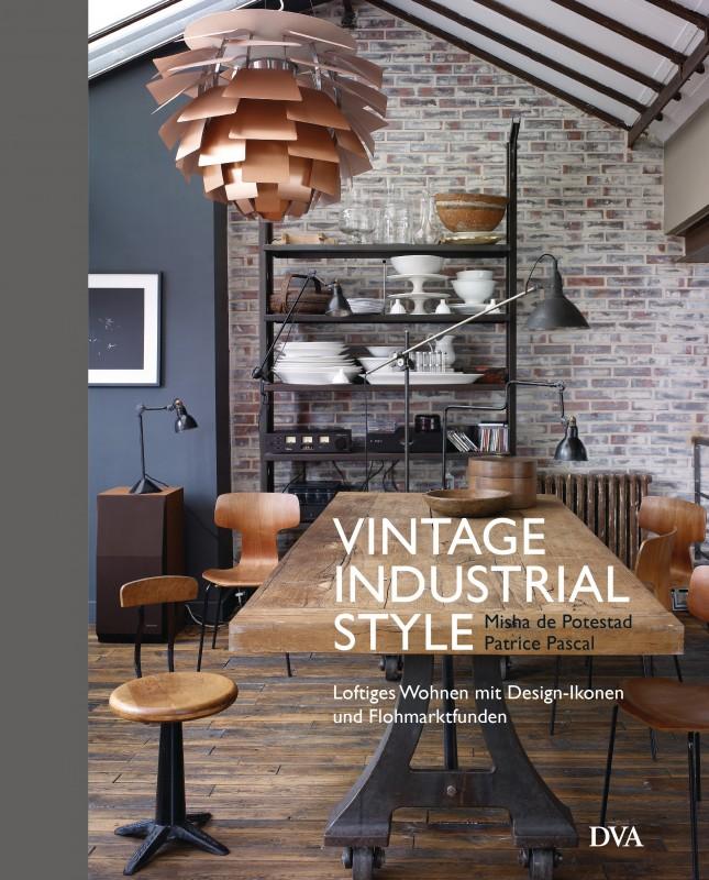 Vintage Industrial Style von Misha Potestad