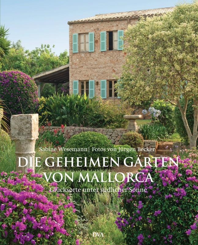 DVA_Cover_Geheimen_Gaerten_Mallorca_Wesemann