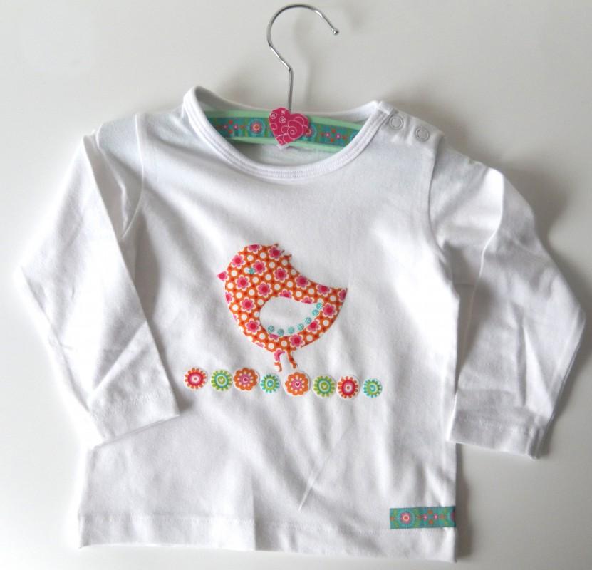LF t-shirt-Vogel