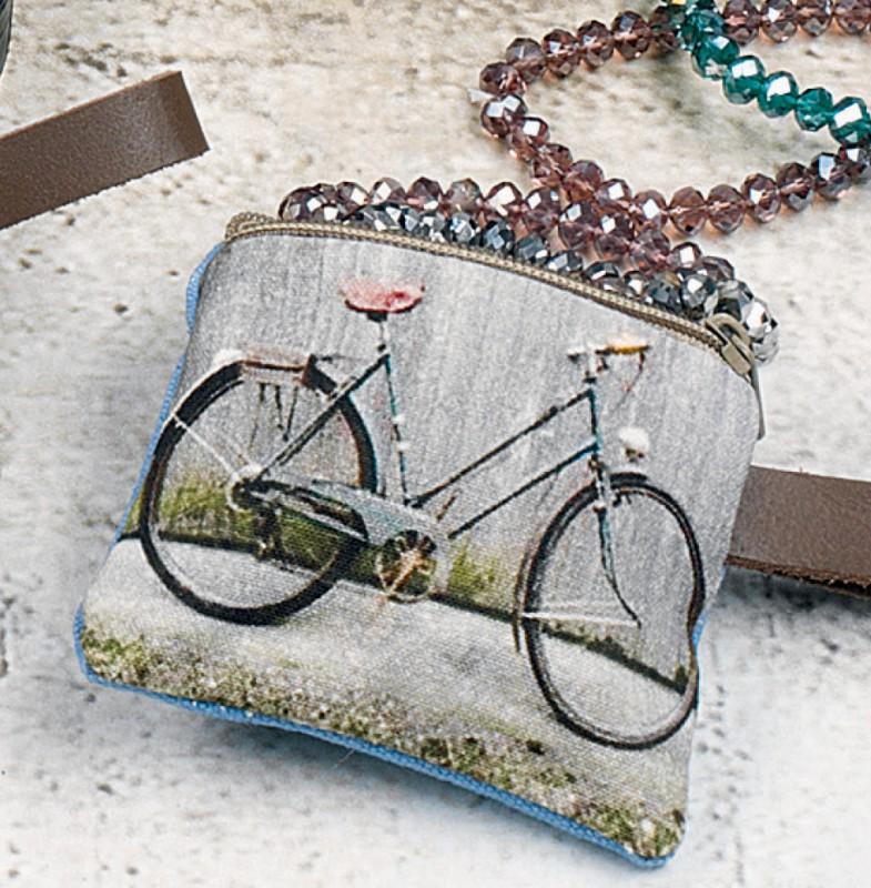 Schlüsseletui-Fahrrad