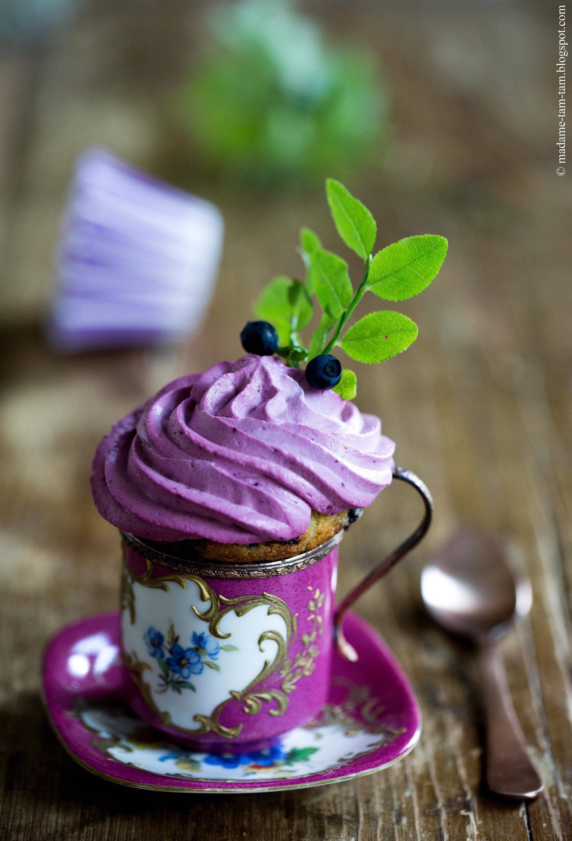 Blaubeer-Cupcake3