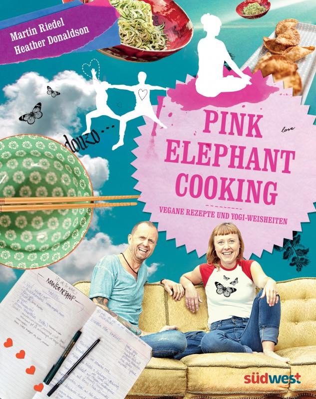 Pink Elephant Cooking von Heather Donaldson