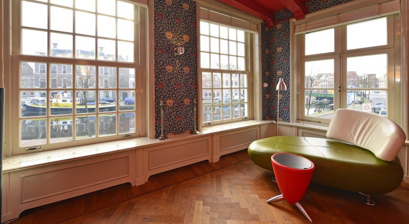 Haarlem_SP uitzicht kamer